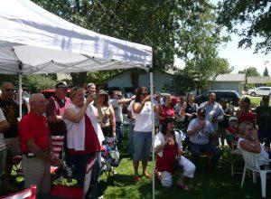 2009 06 28-05 BBQ-Attendies