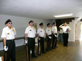 2010 01 30-04 Harold-Mohr-Funeral-Ceremony