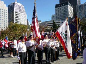 2010 10 10-04 Taiwan-Parade-in-SF-VFW-Honor-Guard