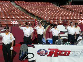 2010 11 14-02 VFW-Honor-Guard-49ersGame
