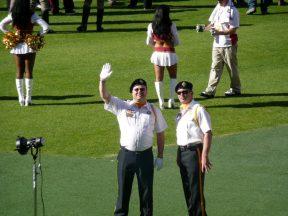 2010 11 14-09 VFW-Honor-Guard-49ersGame