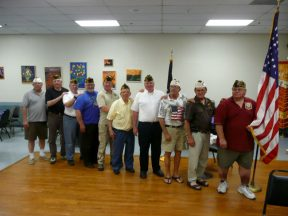 2011 06 14-01 VFW-Officer-Installation