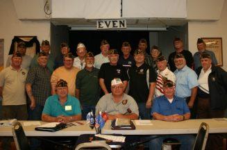 2012 06 12 VFW Post Members