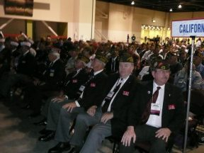 2012 07 21-06 Calif Officers _ Members VFW Convention
