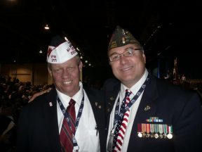 2012 07 21-10 Past Calif State Commander Bobby Price