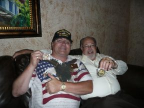 2012 07 21-12 VFW Convention in Reno with New National Commander