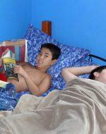 2013-07-23 - Boys Napping & Reading