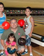 2013-07-26 - Family Bowling in Castro Valley