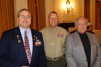 2014 02 27c Marines Memorial Association-Iwo Jima Luncheon in San Francisco