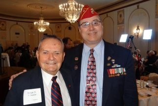 2014 02 27e Marines Memorial Association-Iwo Jima Luncheon in San Francisco