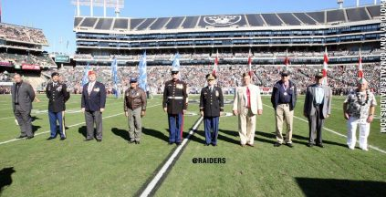 2014-11-09-Vets_Game_on_Raiders_Field