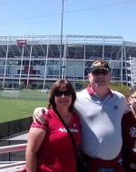 2014-Aug-17 - 1st 49ers Game Levis Stadium