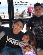 2014-July - Kids at Monterey Aquarium