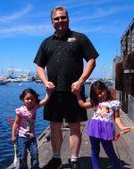 2014-July - Leah, Michael & Jocelynn in Monterey,CA