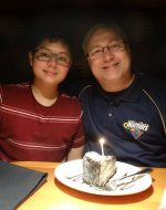 2015-01-30 - Michael's 52nd Birthday with Nickolas