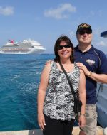 2015-04-23 - Cayman Islands During Cruise