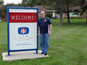2015 09 12b-Visiting the VFW National Home for Children