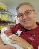 2015-12-23 - Birth of Eric Jr. at Stanford