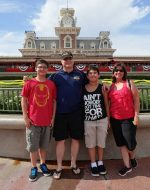 2015-July-2 - Disney World, Florida