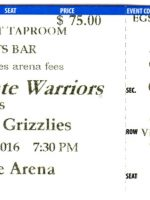 2016 04 13b-Warriors #73 ticket