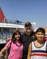 2016-August-1 - Carnival Cruise to Mexico
