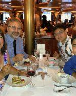 2016-August-2 - Carnival Cruise Dinner