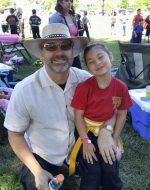 2016-May-14 - Jocelynn's Karate Camp Stockton