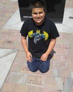 2016-May-29 - Javi Azua's Hayward 911 Memorial Brick