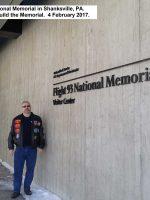 2017 02 04a-Flight 93 Memorial