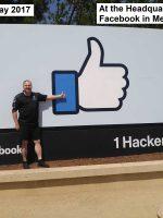 2017 05 07- Visiting Facebook in Menlo Park, CA