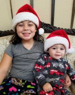 2017-Dec-9 - Jocelynn & EJ Happy Holidays