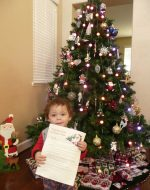 2017-Dec - Letter from Santa c
