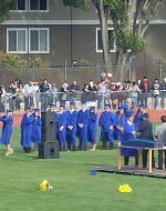 2017-June-9 - Nick's High School Graduation 1