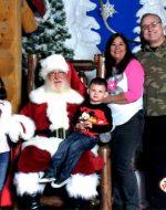 2017-Nov-17 - With Santa Claus