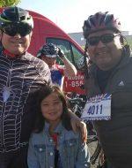 2018-April-28 - Honor Ride with Michael, Jocelynn & Domingo in Rocklin, CA