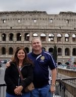 2018-April - Rome during Med Cruise