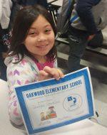 2018-Feb-23 - Jocelynn School Award