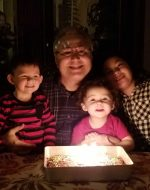 2018-Jan-30 - Michael's 55th Birthday