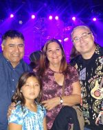 2018-Sept-6 - Queen Concert with Domingo, Jocelynn, Mary & Michael