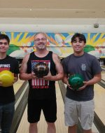 2019-July-26 - Bowling with Nick & Tyler