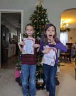 2020-Dec-21 - Nephew & Niece JJ & Bella Tuel