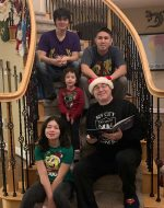 2020-Dec-24 - Christmas Eve with Nick, Tyler, EJ & Jocelynn