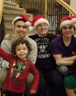 2020-Dec-24 - Christmas Eve with Tyler, EJ, Nick & Jocelynn