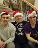 2020-Dec-24 - Christmas Eve with Tyler & Nick
