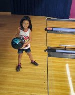 8-Aug-2016 - Bowling with Leah Greenlee