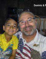 3-July-2016 - Dominic & Papa