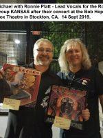2019-09-14-Kansas Concert at Bob Hope