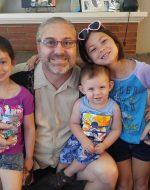 11-June-2016 - Leah, Papa, Bubba and Jocelynn