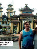 2000-09a-Michael & Rachel in Saigon, Vietnam