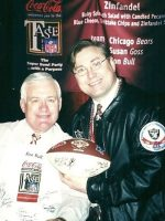 2001-01m-Michael & Ron Bull-Chicago Bears